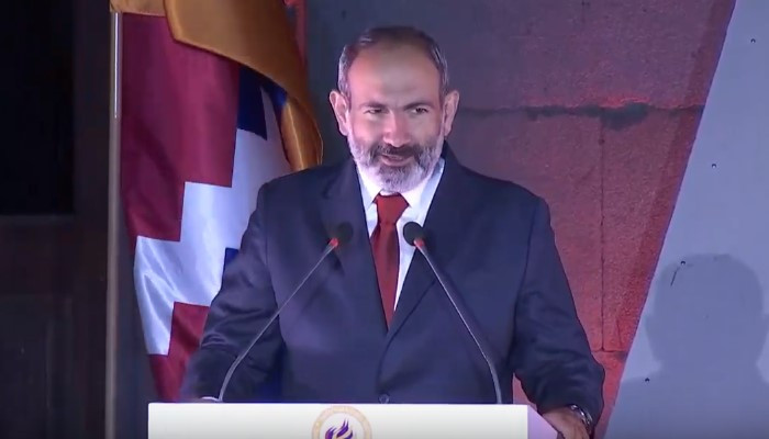 "Pashinyan Explains to Azerbaijani Journalist Why He Said ""Artsakh is Armenia and End"""