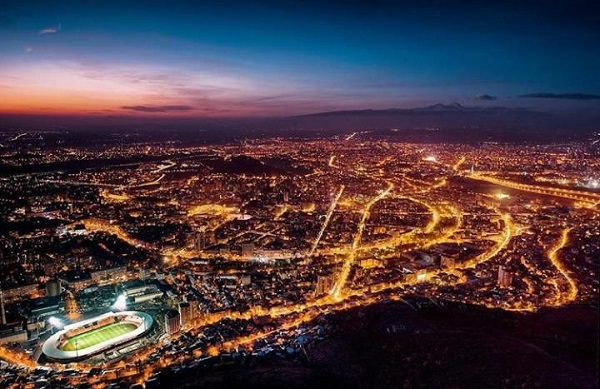 Yerevan included in Booking.com's Top 10 Trending Destinations for 2020