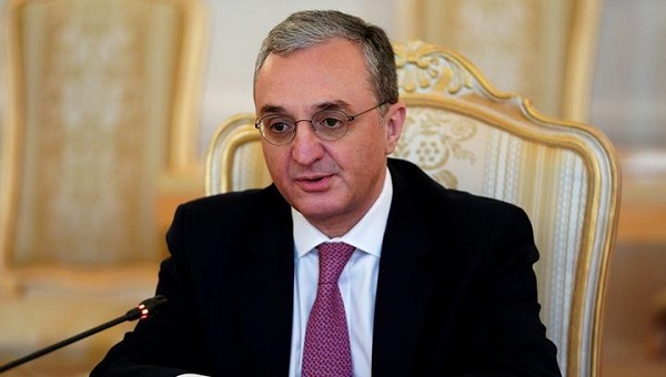 Remarks by Zohrab Mnatsakanyan at EaP Foreign Affairs Ministerial video-teleconference