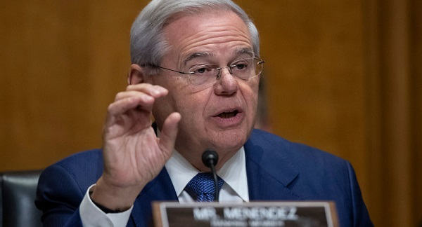 Senator Menendez cried out in thanksgiving for the Genocide Resolution