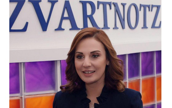 Vartine Ohanian Becomes First Female Armenian Minister in Lebanon's History