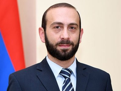 Ararat Mirzoyan's speech at the PACE European Conference of Speakers of Parliaments