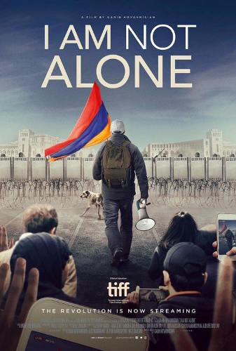 Film on Armenia's Velvet Revolution takes runner-up award at Toronto Festival