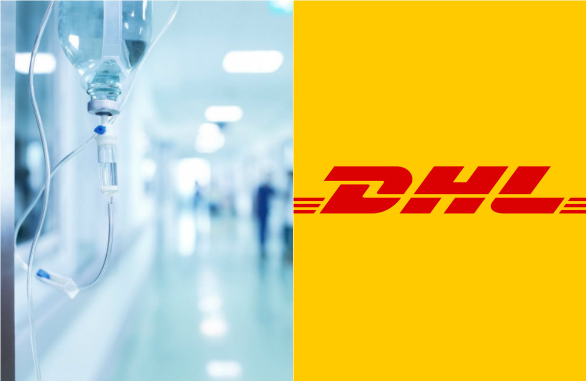 Because of DHL Express we lost the medication worth 6400 EUR, our friend's life is in danger, but the company keeps silence