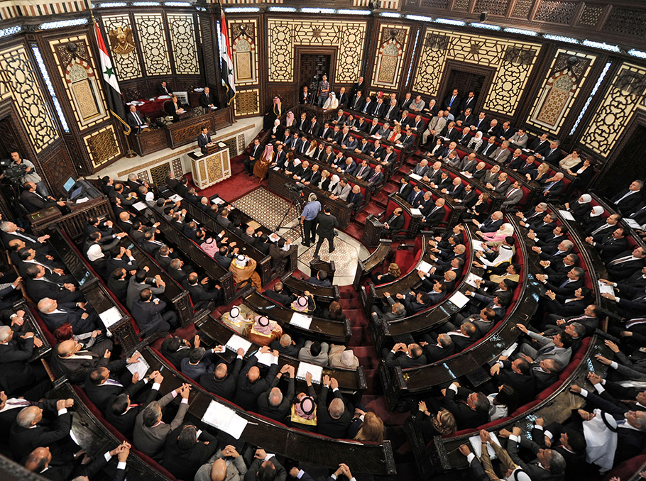 Syrian Parliament recognizes Armenian Genocide
