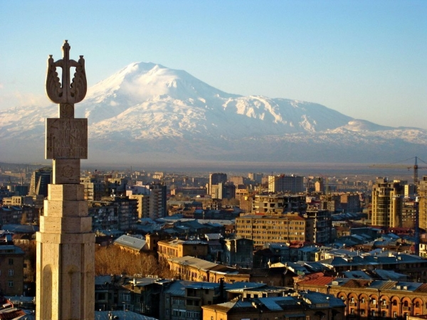 When it is threatened to seize our capital, Yerevan