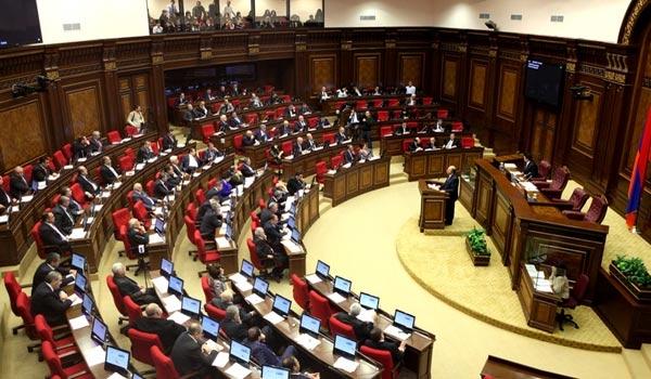 ԱԺ նիստն` ուղիղ միացմամբ. օրակարգում են ՍԴ նախագահի ընտրությ....