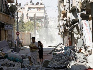 Թուրքիան ռմբակոծել է Սիրիայի տարածքը