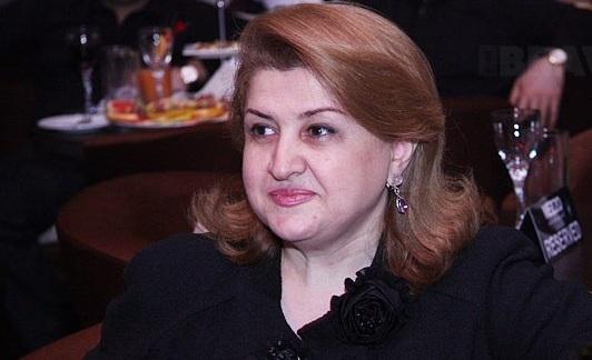 Замужем за президентом. Рита Саргсян
