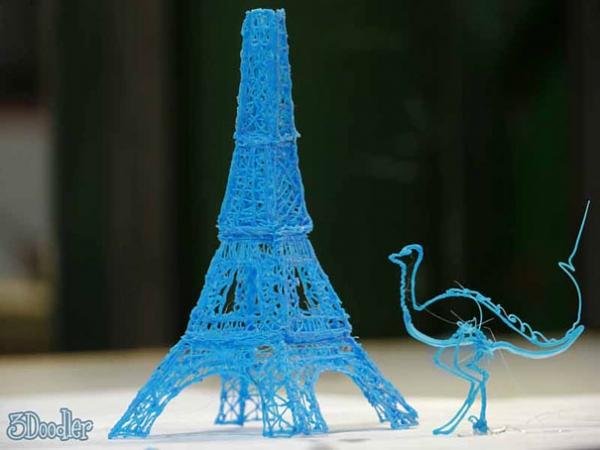 Ստեղծվել է առաջին 3D գրիչը