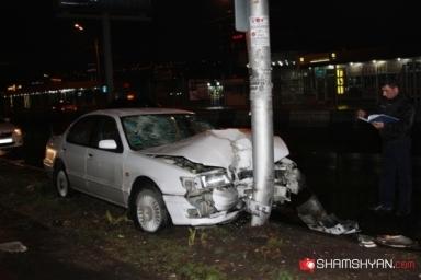 Գրող-հրապարակախոսը մահացել է Իսակովի պողոտայում տեղի ունեցած վթարի հետևանքով
