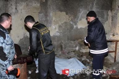 Կիսակառույց ավտոտնակում հայտնաբերել են մահացած երիտասարդի դի և ներարկիչներ