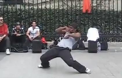 Փողոցային պարողի աներևակայելի պարը
