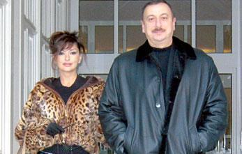Армянские пользователи вычислили мобильные номера Ильхама и Мехрибан Алиевых