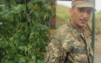 Զինծառայողի ուղերձը Հայաստանի նախագահին