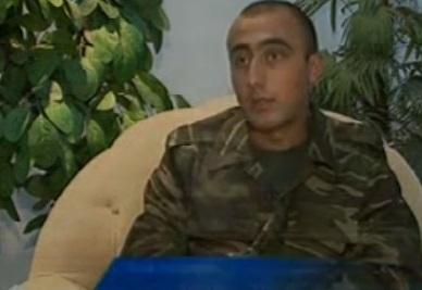 Попавший в плен в Азербайджане армянский солдат дал интервью азербайджанскому телевидению