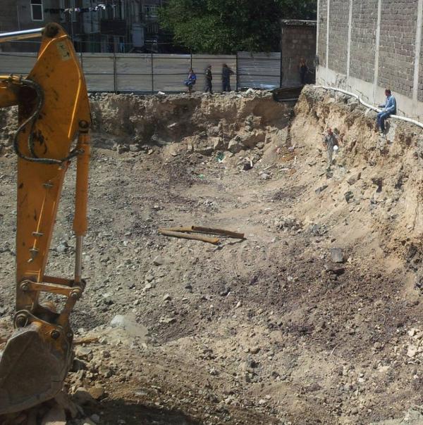ՀՀ կառավարությունը՝ Կոմիտասի 5 հասցեում իրականացվող շինարարական աշխատանքների մասին