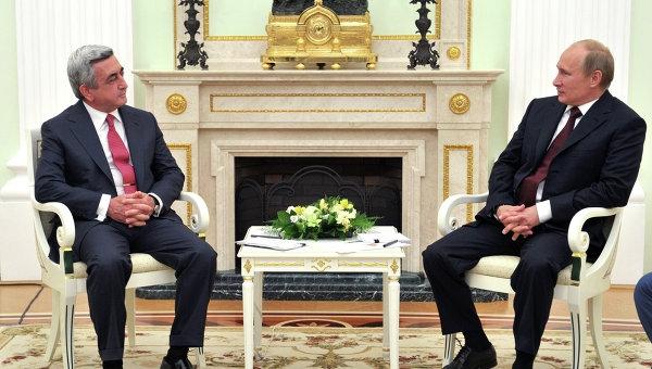 Հայաստանը մտադիր է միանալ Մաքսային միությանը