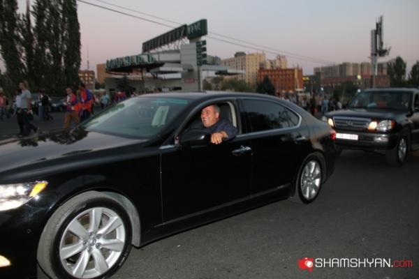 Ռուբեն Հայրապետյանը գոլ է խփում ճանապարհային ոստիկանությանը. իսկ ՃՈ-ն ռևանշի կհասնի՞