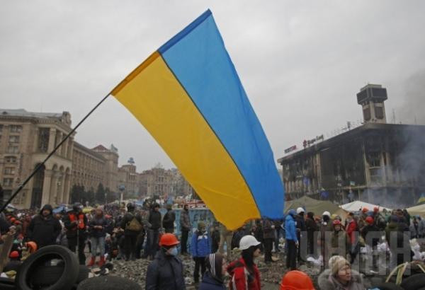 Հանգչիր խաղաղությամբ Ուկրաինայի Հանրապետություն
