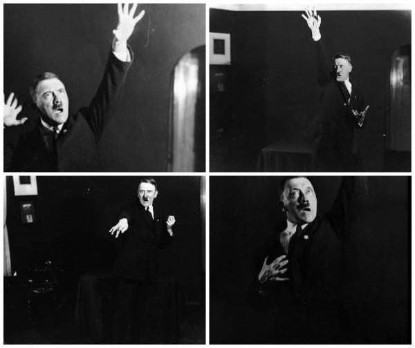 Հիտլերի վախենալու և բացառիկ լուսանկարները, որոնք նա հրամայել էր ոչնչացնել