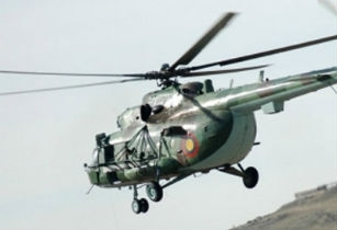 Still hopeless to come near downed Armenian helicopter