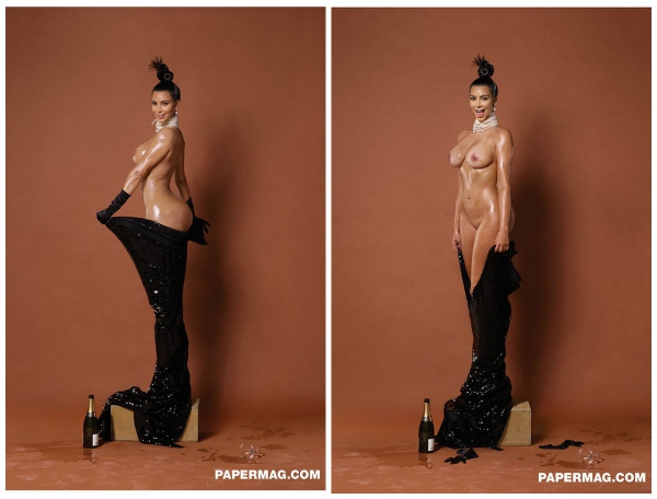 Kim Kardashian manda fotos desnuda a un All Star NBA