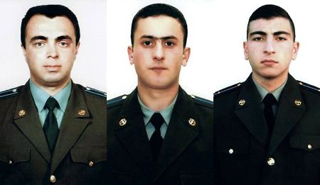 Bodies of Pilots Retrieved after Special Operation by NKR Defense Army