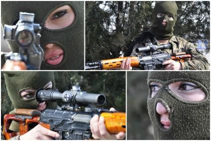 Armenian woman kills commander of Azerbaijani snipers