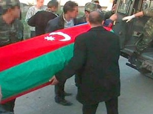 Զոհ ադրբեջանական բանակում