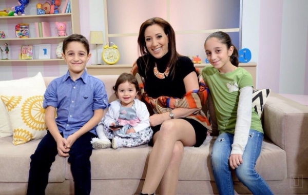 Ամուսինս ուզում է՝ հինգ երեխա ունենանք. Ալլա Լևոնյան