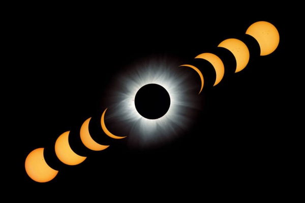 LIVE: Ring of Fire Solar Eclipse as seen over Coyhaique, Chi....