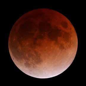 Լուսինը կխավարի