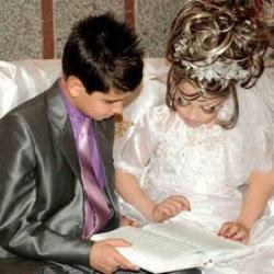14-ամյա տղան ամուսնացել է 10-ամյա աղջկա հետ