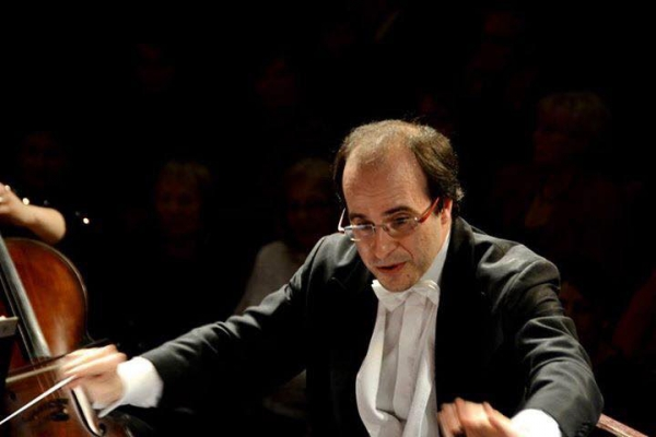 The Italian conductor who moved to Armenia after falling in love: Financial Times