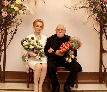 Суд признал развод Джигарханяна и Цымбалюк-Романовской недействительным