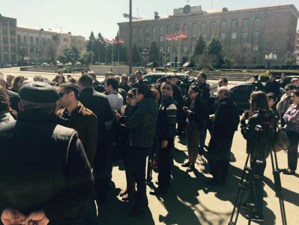 Ադրբեջանը և մեր կամավորները