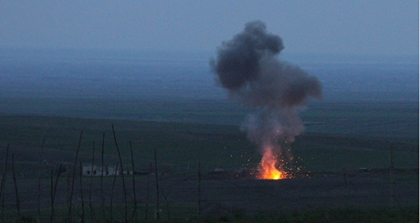 Ով կպարտվի հայ-ադրբեջանական պատերազմում
