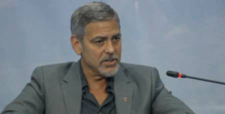 Clooney: Armenian Genocide is a part of world history