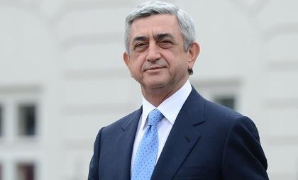 Սերժ Սարգսյանը կոչ է անում Նիկոլ Փաշինյանին անհապաղ նստել քա....