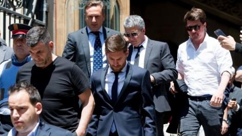 ՖԻՖԱ-ն Լիոնել Մեսիին որակազրկել է 4 հանդիպումով