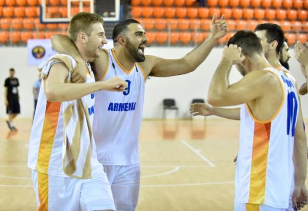 Հայտնի են Հայաստանի բասկետբոլի հավաքականի հնարավոր մրցակիցնե....