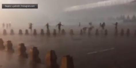 В Москве бушует ураган. Уже 11 жертв и десятки пострадавших