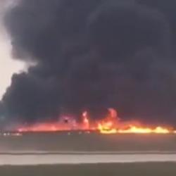 Կործանվել է Եվրամիության ներկայացուցիչների տեղափոխող ինքնաթի....