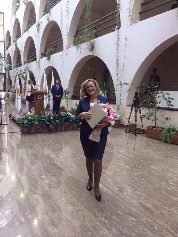 Արմինե Հովհաննիսյանը` Երևան քաղաքի լավագույն տնօրեն