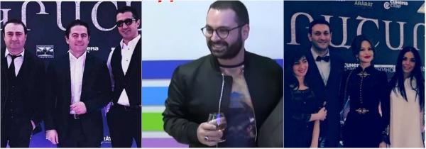 Ում համար ժաժք, ում համար հրաշք...Ինչու՞ էին հայ աստղերը «հռհռում» «Երկրաշարժ» ֆիլմի պրեմիերային