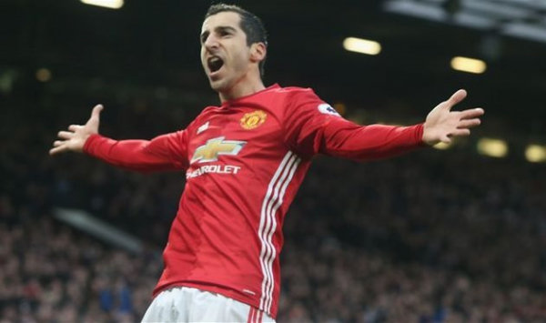 Mkhitaryan: My football idols