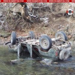 Տավուշում մեքենան ընկել է գետը. կան տուժածներ
