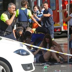 Ահաբեկչություն Բարսելոնում. կան զոհեր ու վիրավորներ