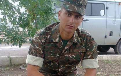 Karabakh army soldier killed by Azerbaijan shooting